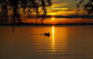 Рыбалка на озерах Финляндии