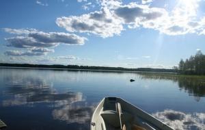 Рыбная ловля в Финляндии