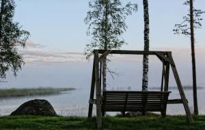 Рыбалка на озёрах Финляндии